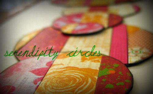 Serendipity circles